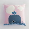 New Personalized Your Design Bedding Custom Bolster Square Print Pillow Cover